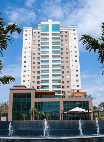 apartamento de 153m² - 3 suites e 3 vagas - faz. são quirino