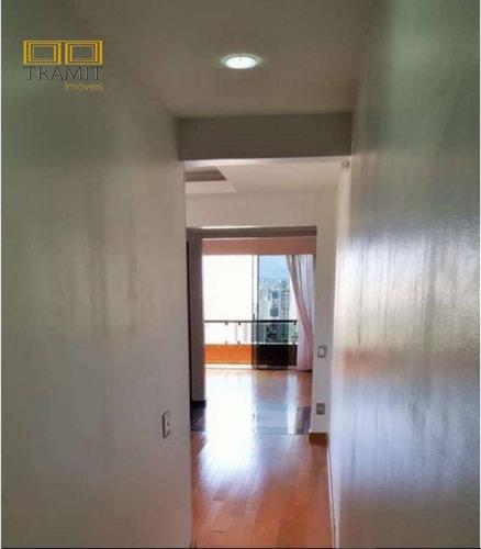 apartamento de 162 metros e 2 vagas cobertas em são caetano