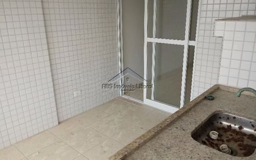 apartamento de 2 dormitórios 1 suíte na vila mirim em praia grande