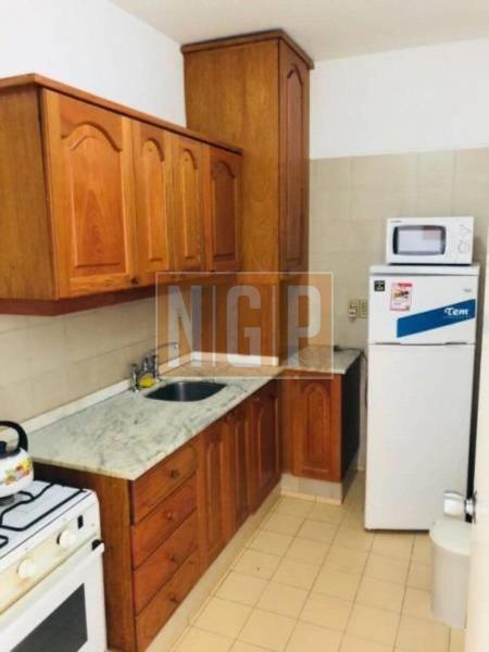 apartamento de 2 dormitorios, 2 baños (suite), living-comedor, cocina definida y terraza. incluye wi-fi y aire acondicionado (living). -ref:25532
