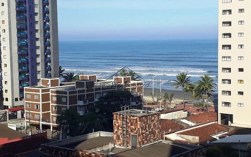 apartamento de 2 dormitórios com 1 suite na vila caiçara em praia grande