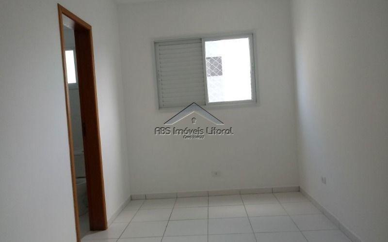 apartamento de 2 dormitórios com suíte na vila guilhermina em praia grande