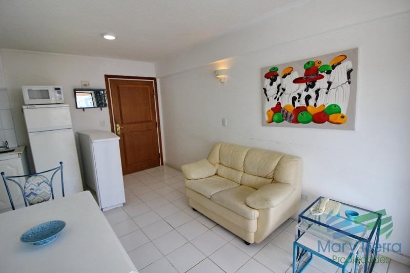 apartamento de 2 dormitorios con piscina en venta y alquiler en peninsula, punta del este.-ref:15