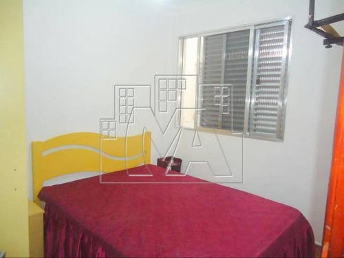 apartamento de 2 dormitórios de frente ao mar, localizado na vila tupi.