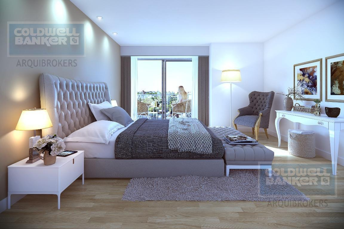 apartamento de 2 dormitorios en alquiler en pocitos