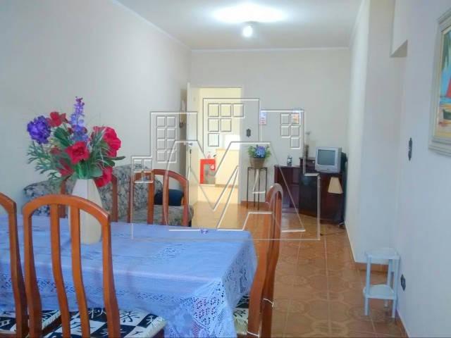 apartamento de 2 dormitórios localizado no centro da ocian, apenas 200 metros do mar.
