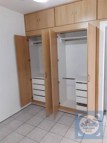 apartamento de 2 dormitórios  mais dependência , no josé menino. - ap3964
