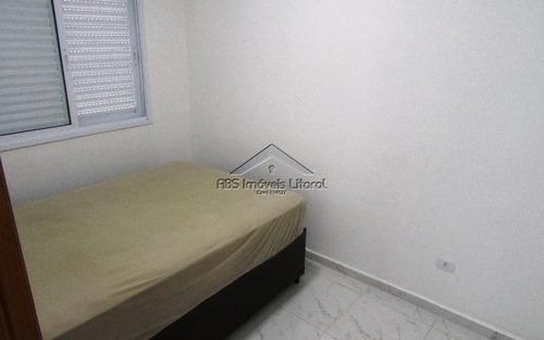 apartamento de 2 dormitórios na cidade ocian em praia grande