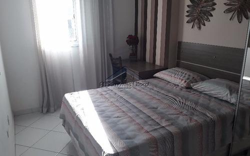 apartamento de 2 dormitórios na ocian em praia grande