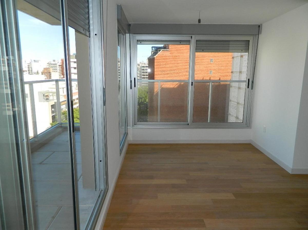apartamento de 2 dormitorios, repletos de luz y calidad.