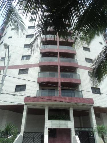 apartamento de 2 dormitórios sendo 1 suíte na ocian em praia grande. - ap2453