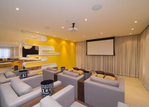 apartamento de 2 dormitórios suite e terraço 1 vaga coberta