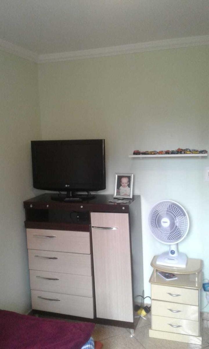 apartamento de 2 dormitórios uma vaga de garagem