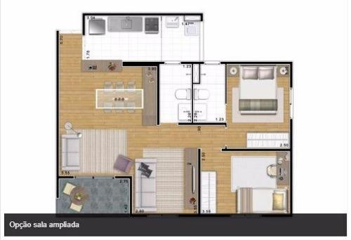 apartamento de 2 dorms - rio pequeno - roberto 78530