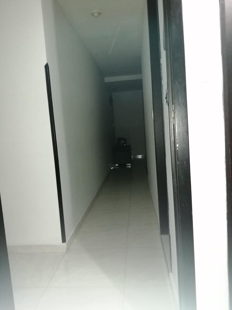 apartamento de 2 habitaciones 1 baño