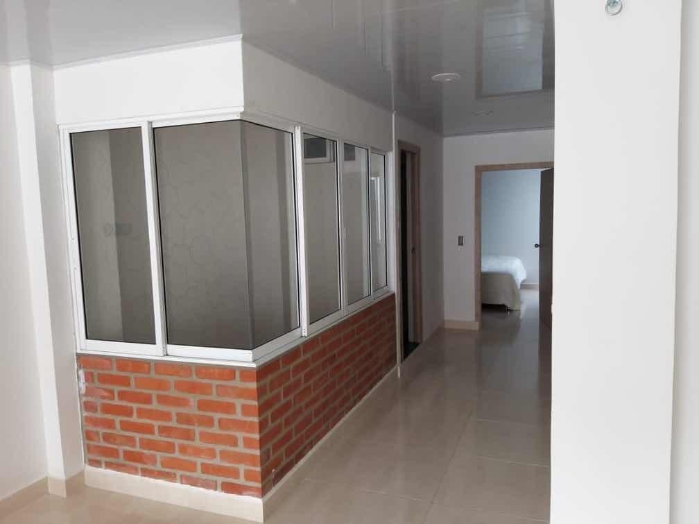 apartamento de 2 habitaciónes 2 baños