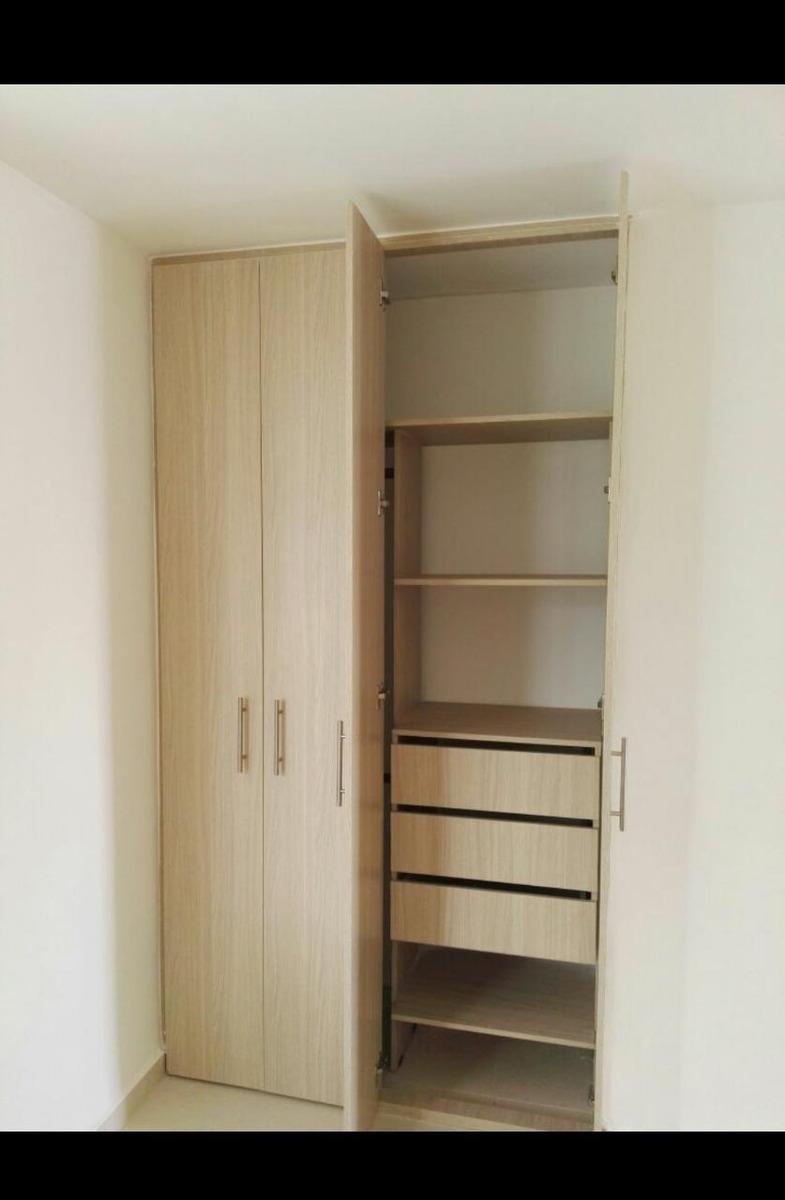 apartamento de 2 habitaciones y 2 baños