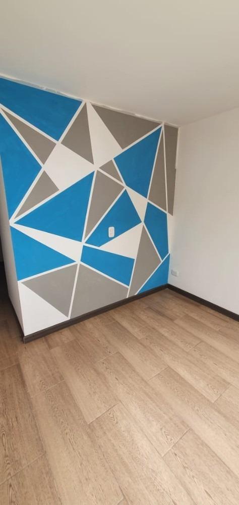 apartamento de 2 habitaciones y estudio