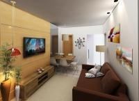 apartamento de 2 quartos - 105