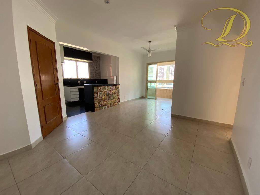 apartamento de 2 quartos com vista mar e varanda gourmet à venda no canto do forte!!! - ap3182