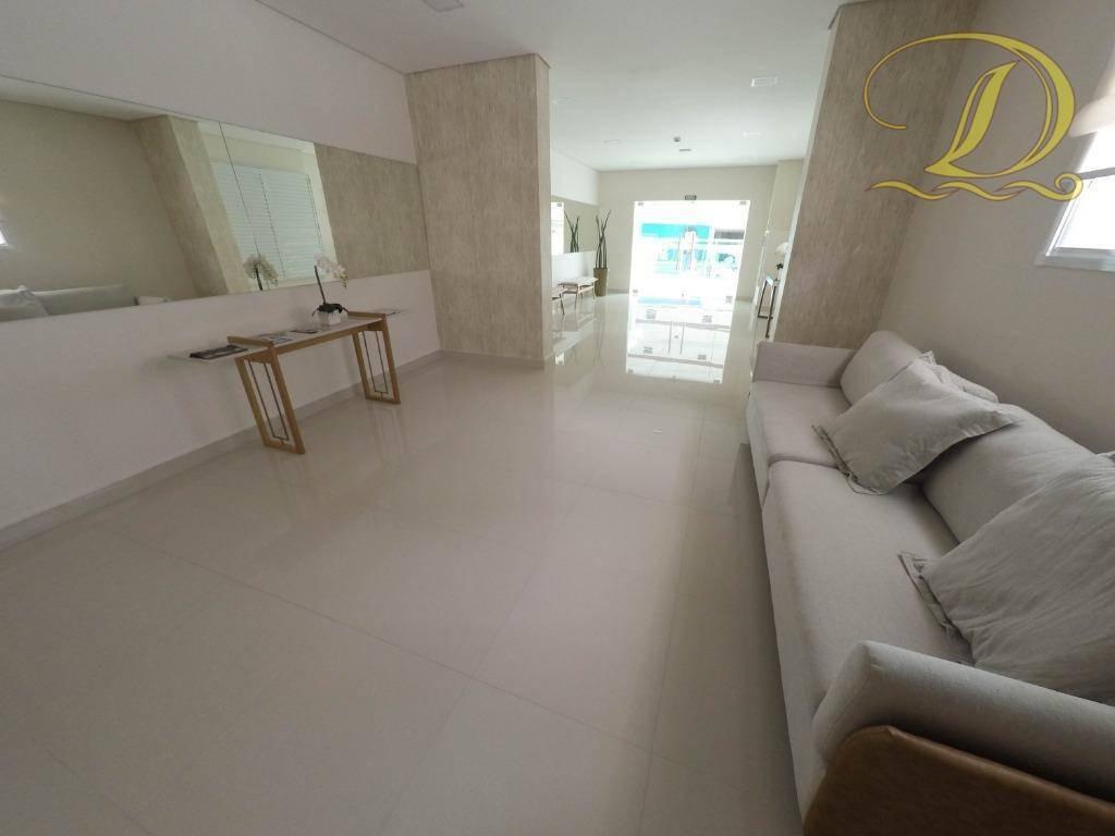 apartamento de 2 quartos, lazer completo, varanda gourmet à venda em praia grande, perto da praia, novo!!! - ap2607