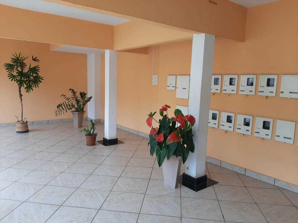 apartamento de 2 quartos mobiliado - com ótima localização - 1362