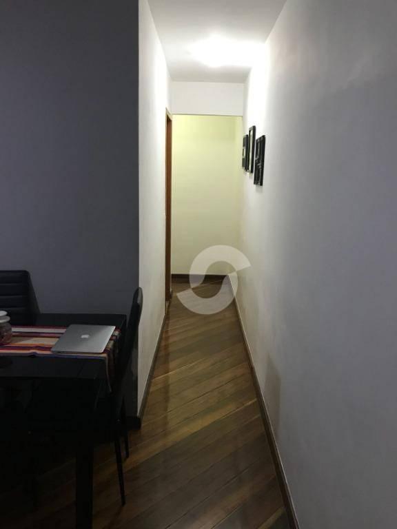 apartamento de 2 quartos, no centro, são gonçalo. - ap6650