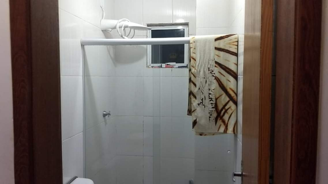 apartamento de 2 quartos, sala conjugada c/ cozinha e sacad