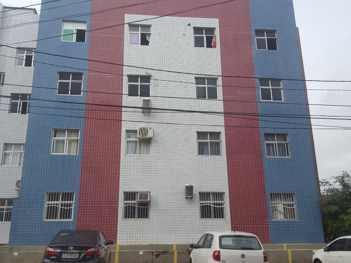 apartamento de 2/4 no cidade satélite escriturado