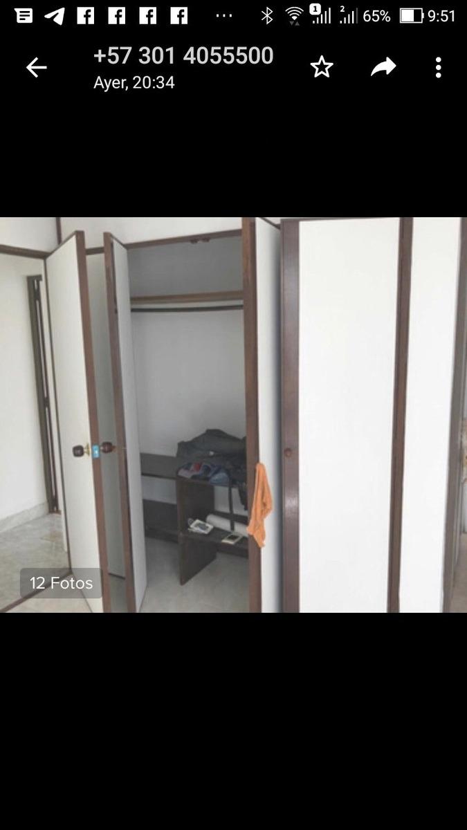 apartamento de 3 alcobas,dos baños,parqueadero cubierto,dep