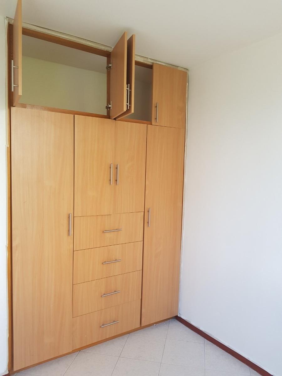apartamento de 3 cuartos y 2 baños