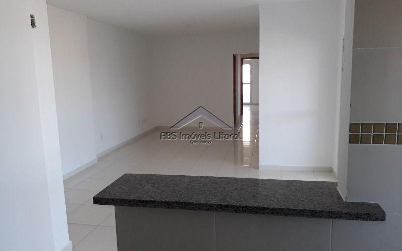 apartamento de 3 dormitórios 3 suítes na vila guilhermina  em praia grande