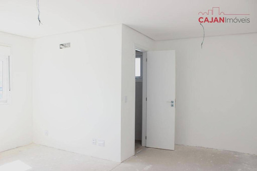 apartamento de 3 dormitórios com 3 vagas de garagem no bairro auxiliadora - ap3264