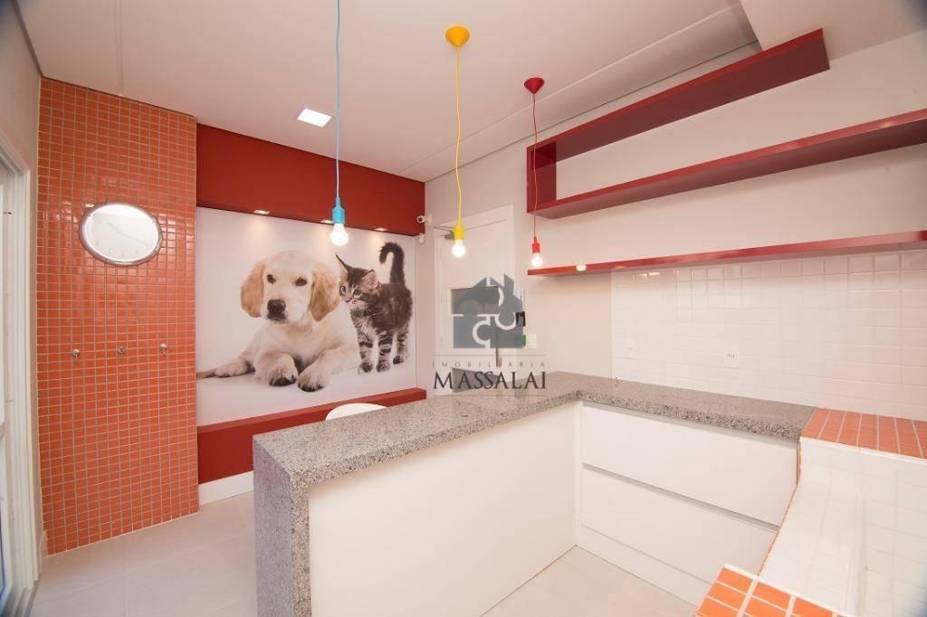 apartamento de 3 dormitórios com garagem dupla à venda - camaquã - porto alegre/rs - ap1517