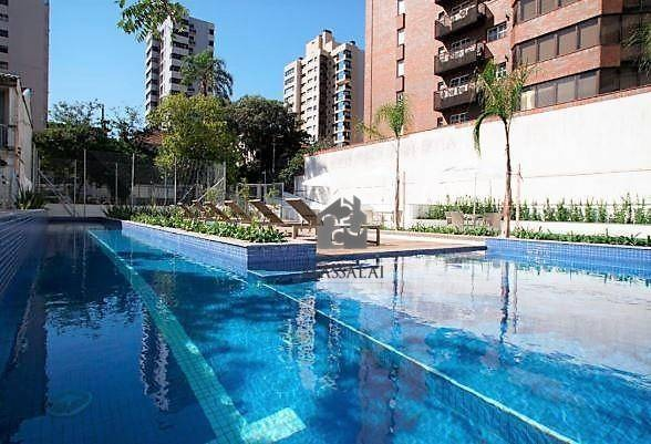 apartamento de 3 dormitórios com garagem à venda, 207 m² no bairro rio branco - porto alegre/rs - ap1873