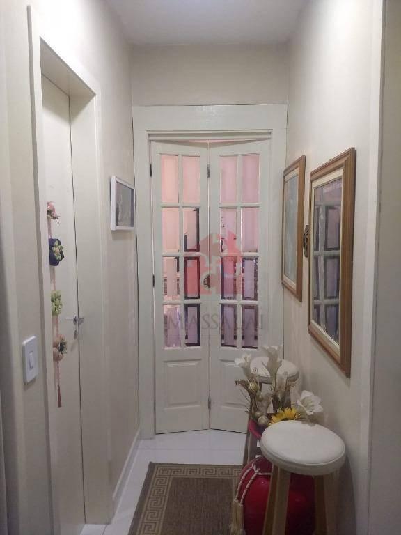 apartamento de 3 dormitórios com garagem à venda, 77 m² por r$ 330.000 - cristal - porto alegre/rs - ap2537