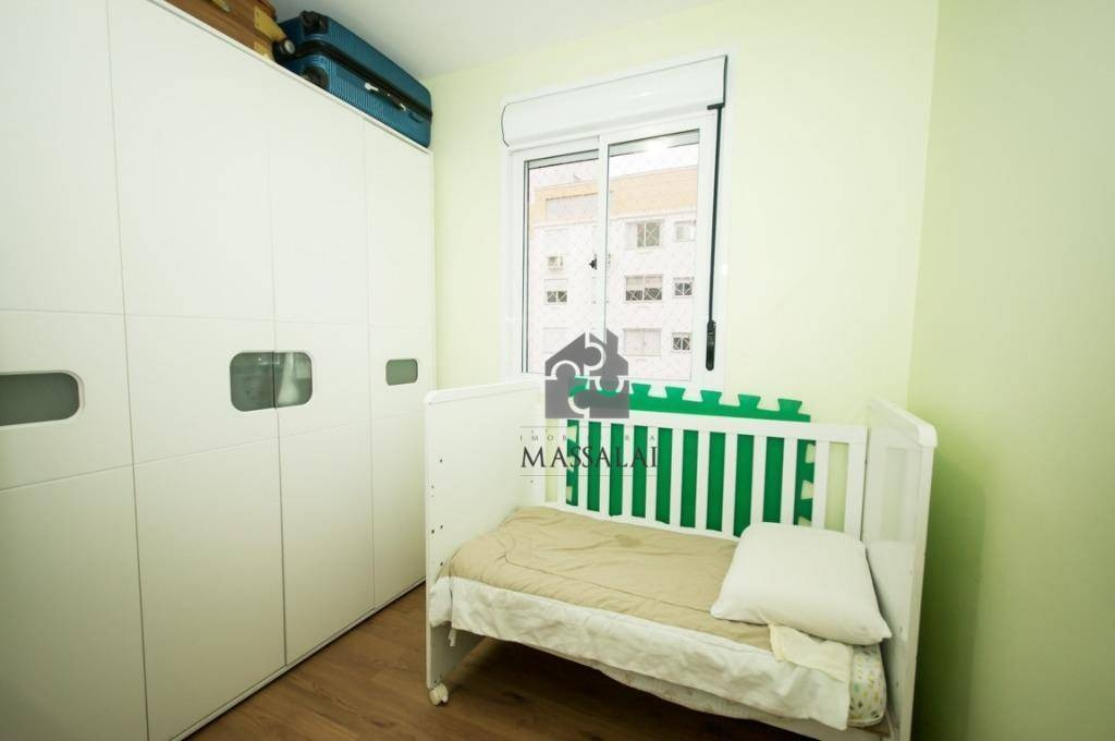 apartamento de 3 dormitórios com suíte e garagem escriturada à venda, cristal, porto alegre. - ap1365