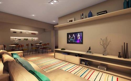 apartamento de 3 dormitórios e 2 vagas - mansões sto antônio