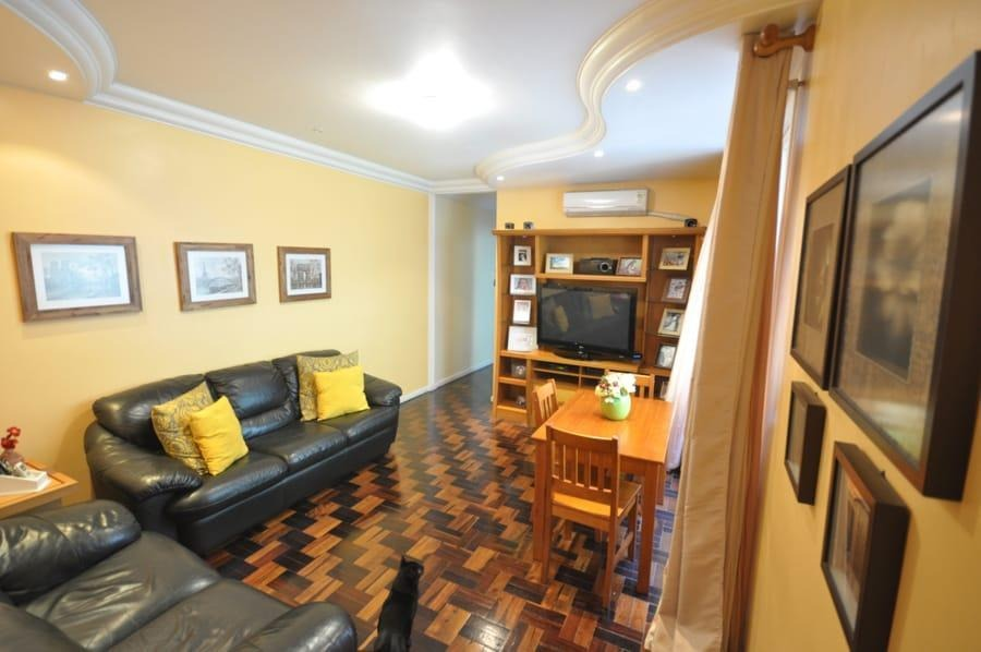 apartamento de 3 dormitórios e 74m² no floresta - ap3406