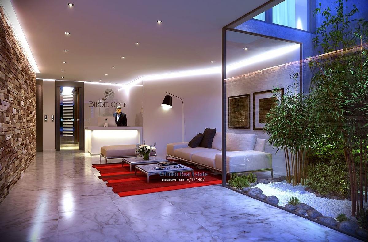 apartamento de 3 dormitorios frente al golf
