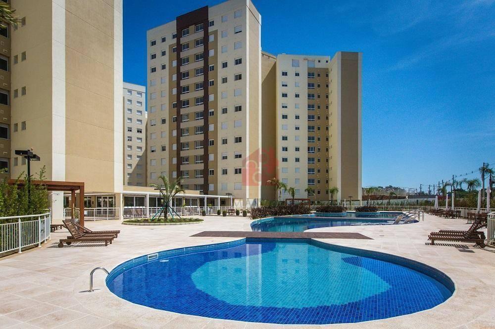 apartamento de 3 dormitórios - life park - canoas - ap2068