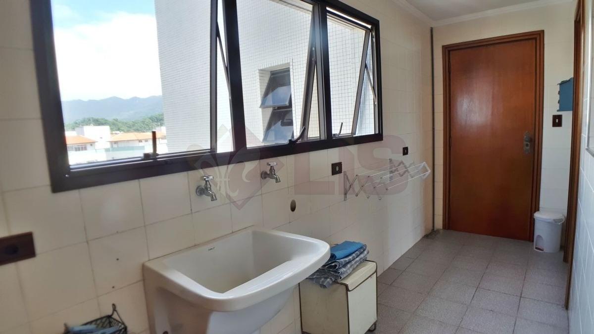 apartamento de 3 dormitórios na orla da praia do centro de caraguatatuba para venda - ap00786 - 34757045