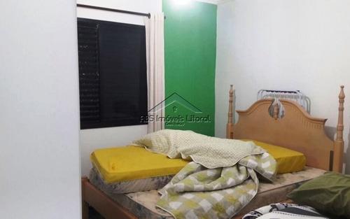 apartamento de 3 dormitórios no flórida em praia grande