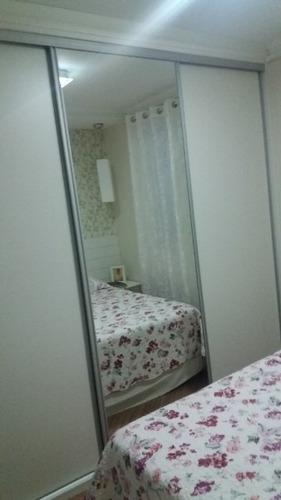 apartamento de 3 dormitórios no parque industrial