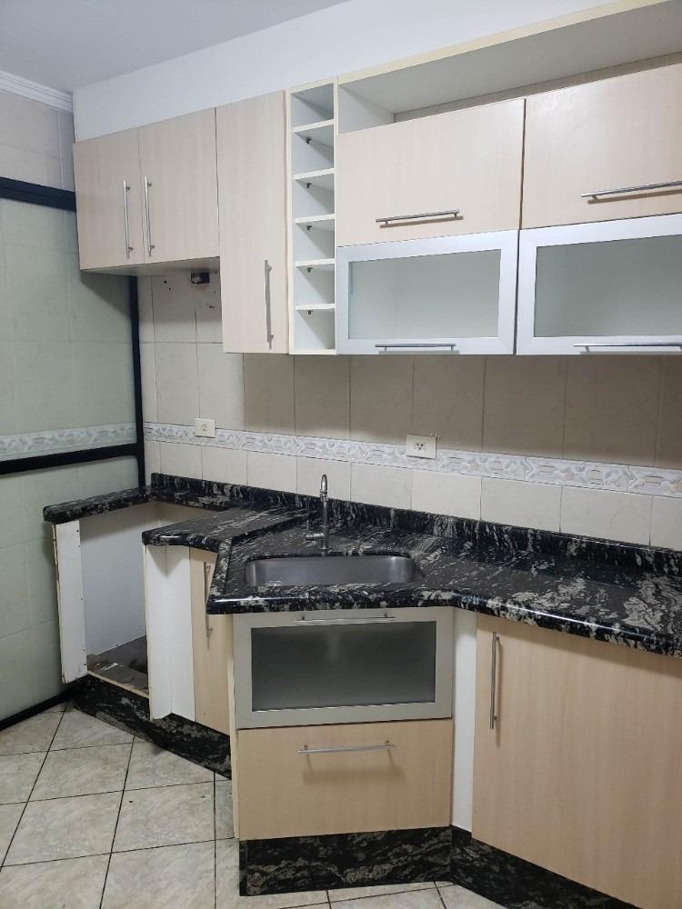 apartamento de 3 dormitórios no taboão da serra