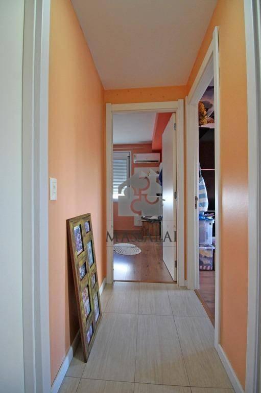apartamento de 3 dormitórios sendo 1 suíte à venda, centro, canoas. - ap0810