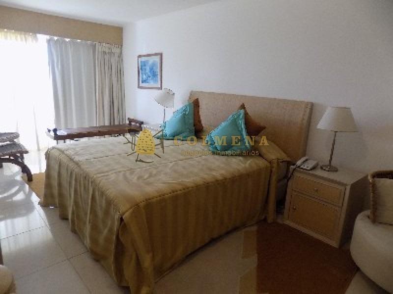 apartamento de  3 dormitorios y medio,  muy luminoso, a pocas cuadras de la playa brava y mansa.- ref: 1696