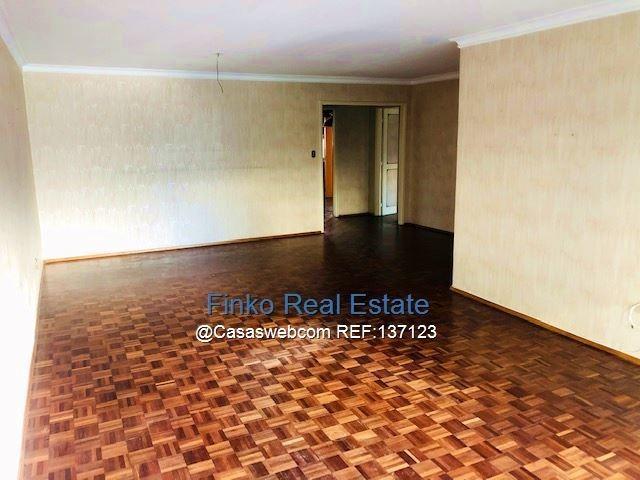 apartamento de 3 dormitorios y servicio en villa biarritz