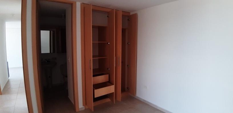 apartamento de 3 habitaciones 2 baños