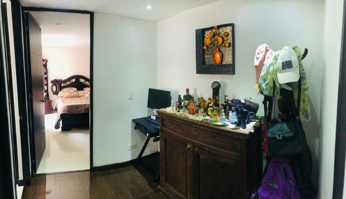 apartamento de 3 habitaciones, 2 baños, conjunto cerrado